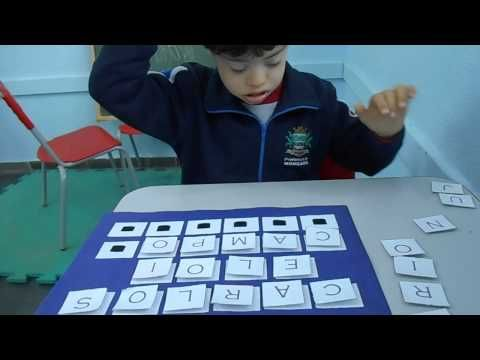 Alfabetização e Síndrome de Down - YouTube