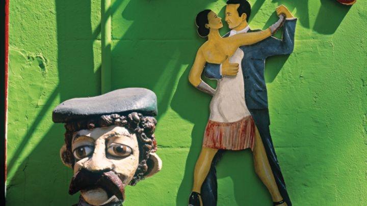 art and tango
