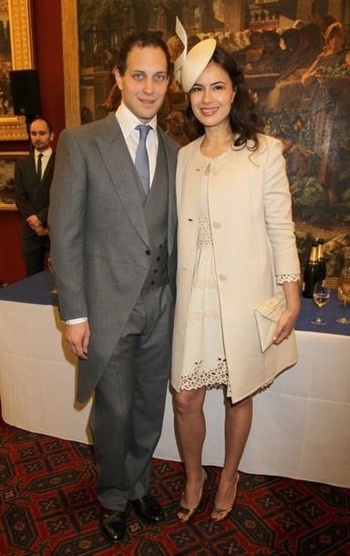 Lord & Lady Frederick Windsor(Britain). #britishroyalty #royalty #royals