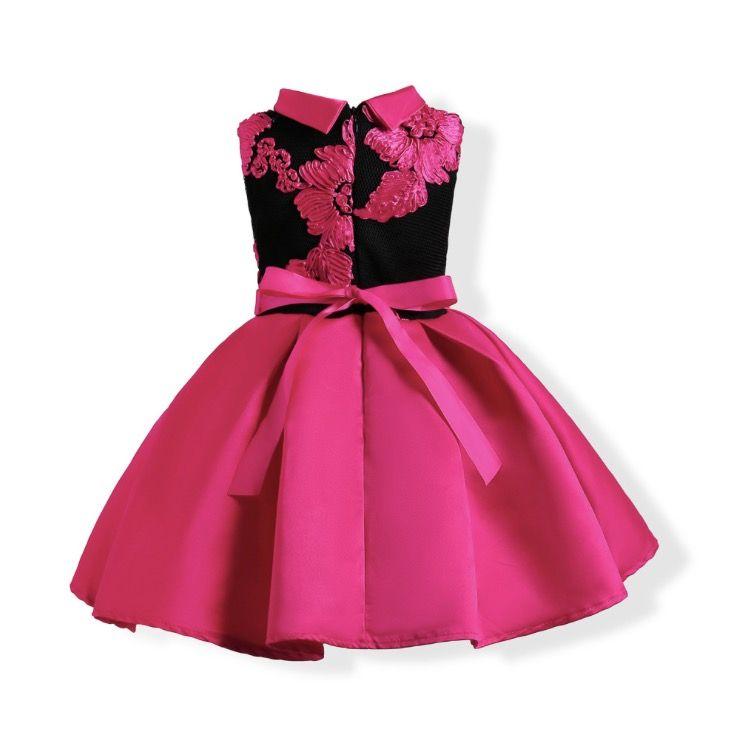Mejores 14 imágenes de Girl Party Dress en Pinterest | Vestidos de ...