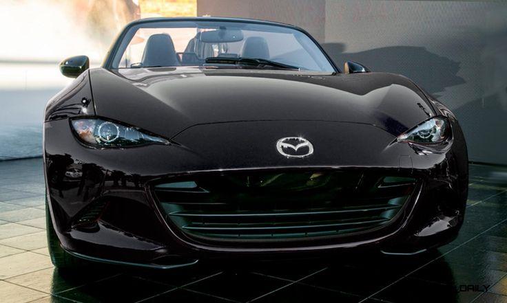 Mazda MX-5 2016 Black