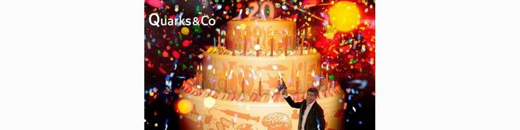 Quarks & Co 20 jaar jubileum uitzending (TV WDR Fernsehen)