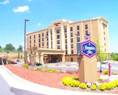 Hampton Inn Covington Hotel, GA - Hotel Exterior