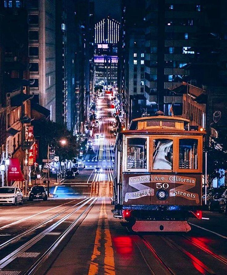 San Francisco California by dapper-21 #sanfrancisco #sf #bayarea #alwayssf #goldengatebridge #goldengate #alcatraz #california