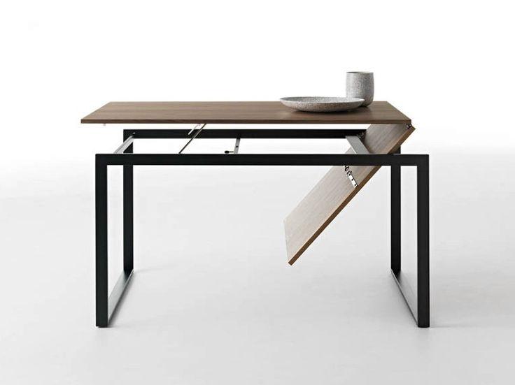 25+ ide terbaik tentang Holztisch ausziehbar di Pinterest - wohnzimmertisch höhenverstellbar und ausziehbar