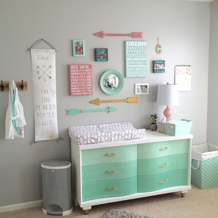 25 best ideas about changing table dresser on pinterest - Best way to organize bedroom furniture ...