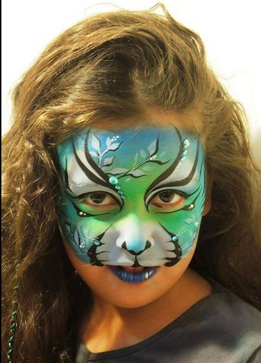 260 best images about Animal Face Painting Ideas from ...