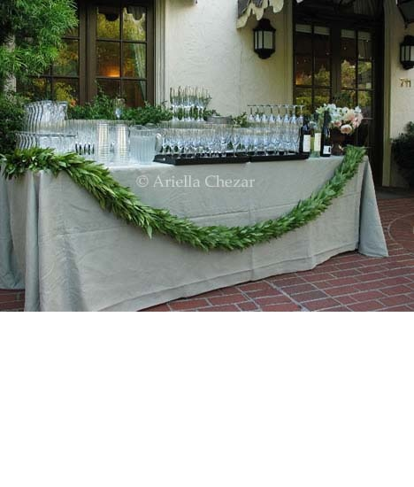 great party table decor