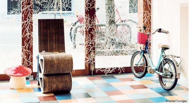 стул Wiggle Side Chair от Vitra.