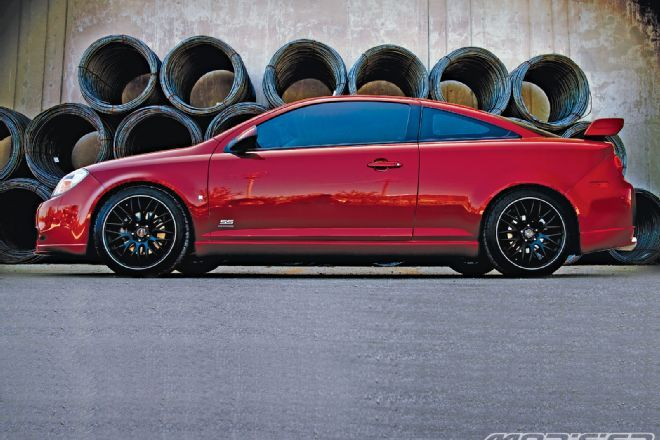 2007 Chevrolet Cobalt SS Supercharged - Domestic Convert