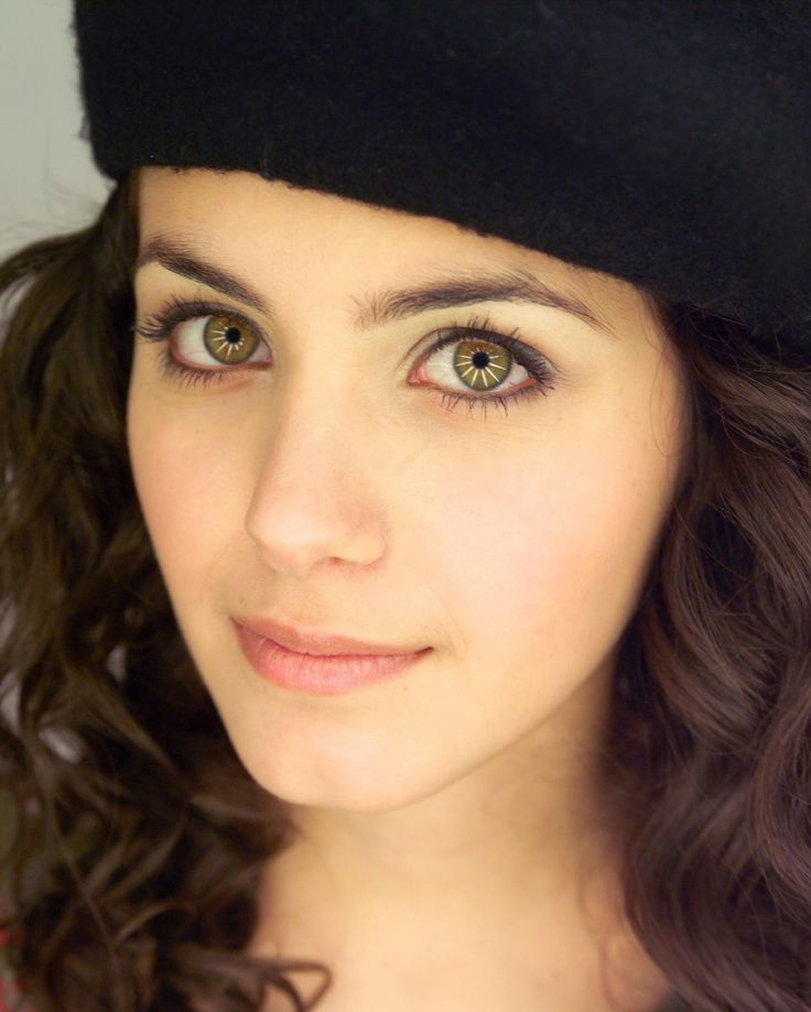 Katie Melua... that one girl I saw online years ago and never knew who she was.