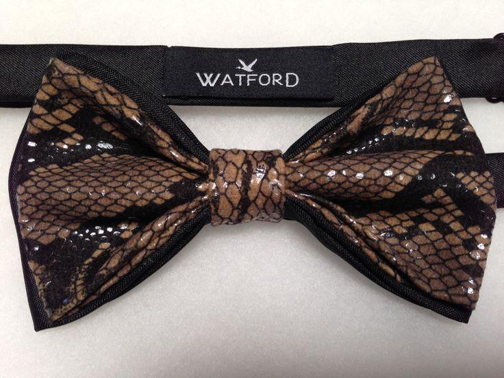 Python Bow Tie