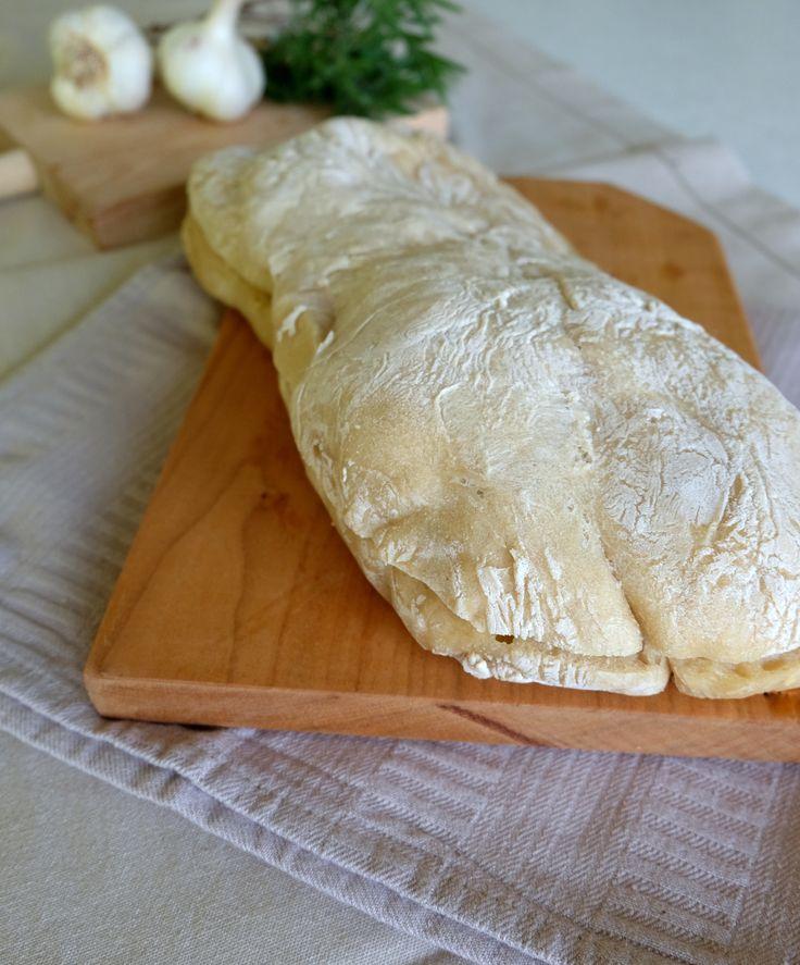 Préfou (French Garlic Bread) § Préfou (Frans Lookbrood)