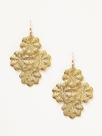 KEP Gold Floral Filigree Earrings: Gold Floral, Kep Gold, Jewelry Jewelry Jewelry, Filigree Earrings, Earrings Http Wp Me P291Tj Ay, Fashion Accessories