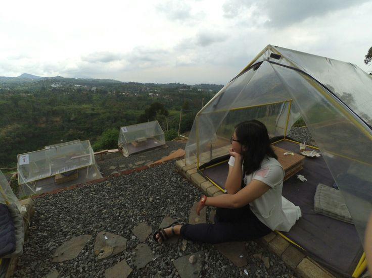 Bandung weather on october
