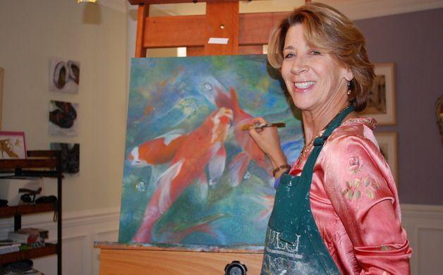 Landenberg artist's mural will be art for 2015 Wilmington Flower Market   Chester County Press