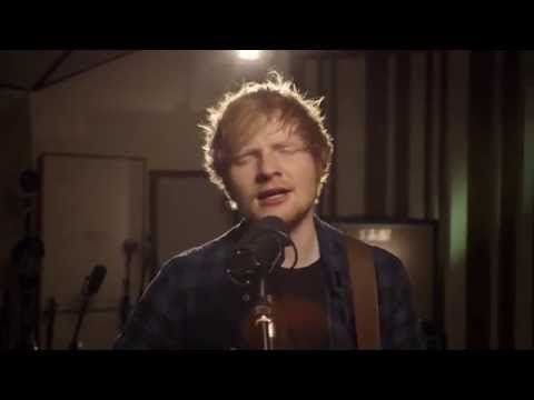 Ed Sheeran - Thinking Out Loud [Official Video] - YouTube.  Would be a good Wedding song