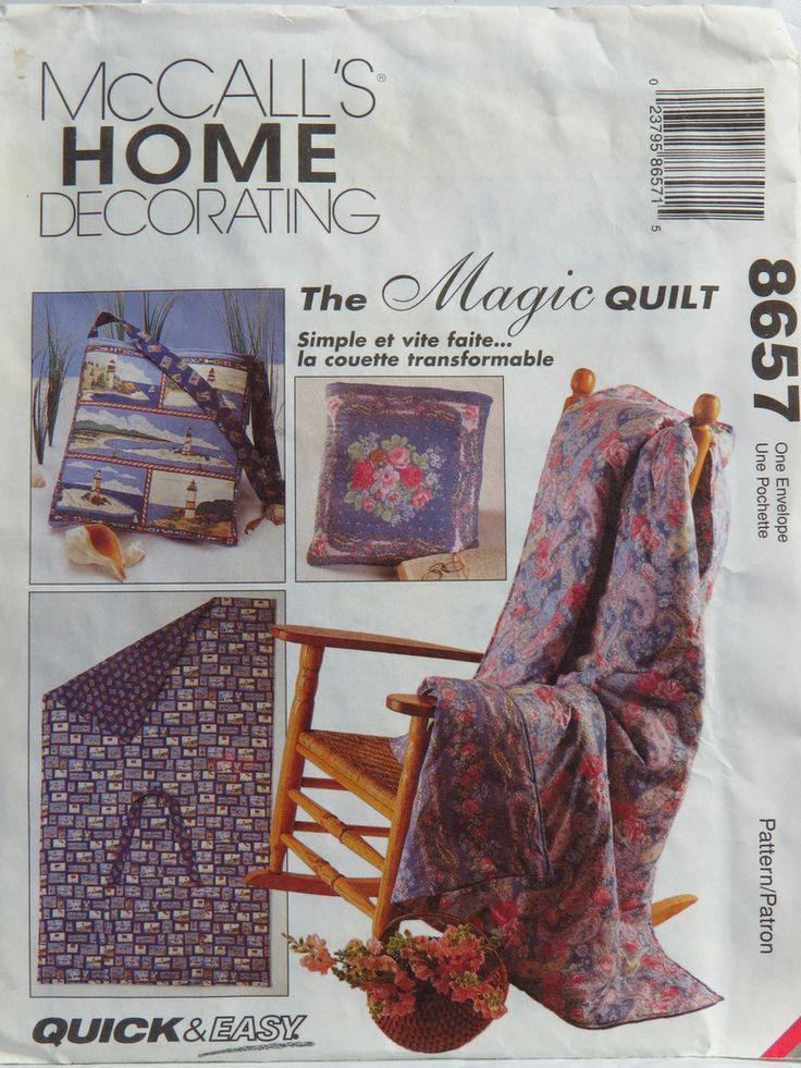 219 besten Home Decorating Sewing Patterns Bilder auf Pinterest ...