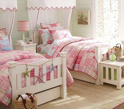 Twin Girls Bedroom Sets