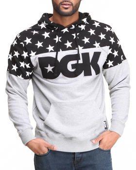 Tycoon Pullover Fleece Hoodie by DGK @ DrJays.com
