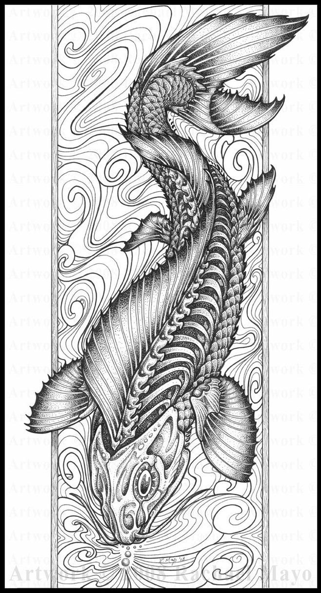And This Is A Cool Spiny Catfish Find Pin More On Coloring Pages