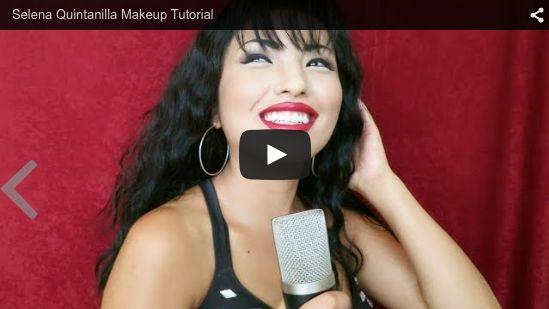 The Best Selena Quintanilla Makeup Tutorials
