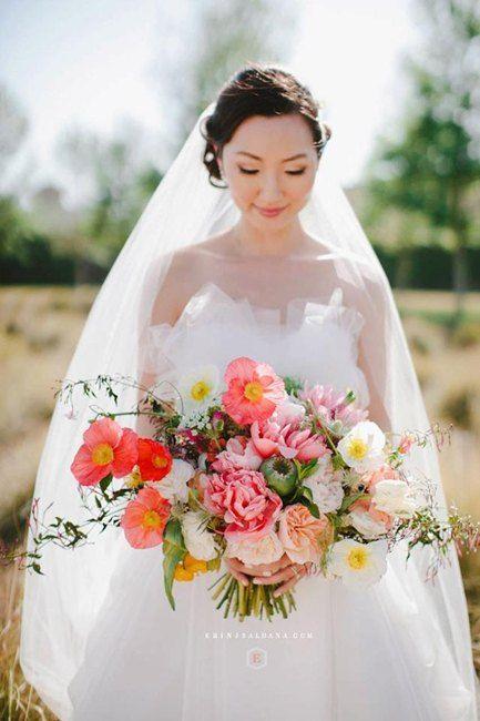 Stunning bridal bouquet | Floral design by http://thelittlebranch.com Photo by http://erinjsaldana.com
