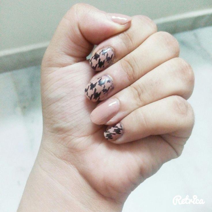 Nail stamping!