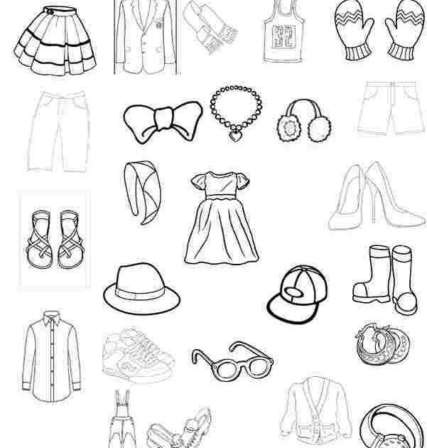 Colouring Pages For Clothes Light Dress Coloring Page For Girls Coloring Book Girl With Clothe Coloring Pages For Girls Coloring Book Clothes Colouring Pages