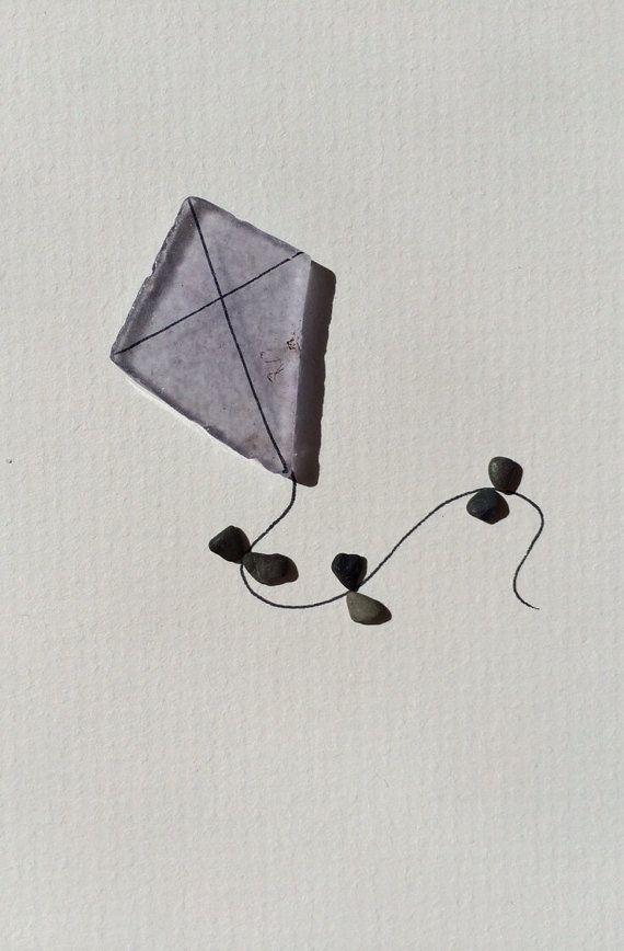 Hey, I found this really awesome Etsy listing at https://www.etsy.com/listing/199939523/sea-glass-kite-by-sharon-nowlan