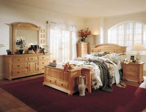 Well There S My Bedroom Set Broyhill Oak Furniture