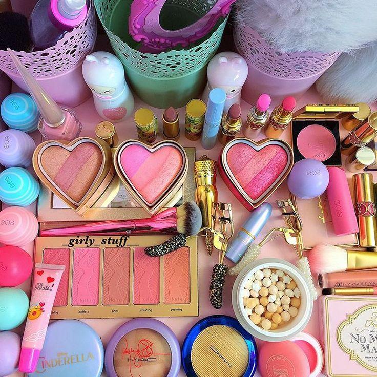 Makeup Goals Thanks to @_girly_stuff__  ♡♥♡♥♡♥ #makeup #beauty #Instagram