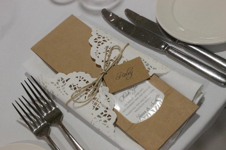 Jenna's gorgeous invitations