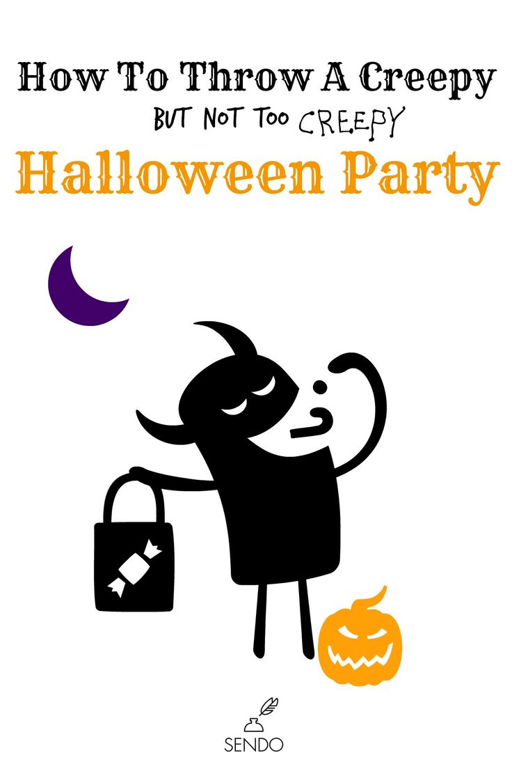 72 best sendomatic online party invitations images on pinterest how to throw a creepy but not too creepy halloween party monicamarmolfo Choice Image