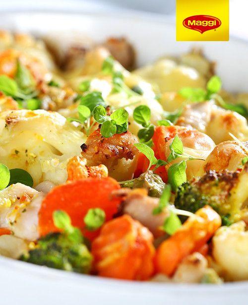 Salata cu pui