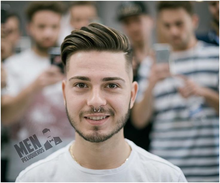 Cool Hair Styles For Men: 17+ Ideas About Men's Fades On Pinterest