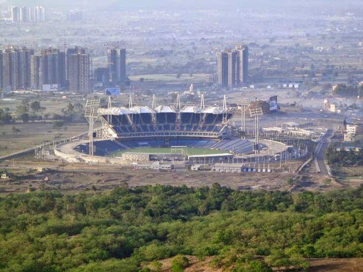 Subrata Roy Sahara Cricket Stadium Gahunje