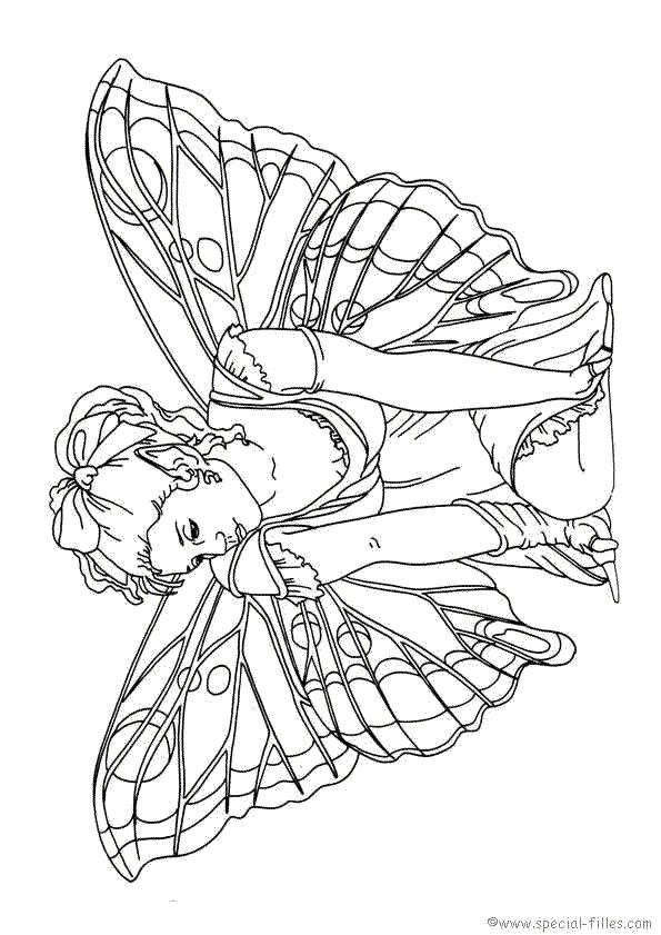 fairies 999 coloring pages