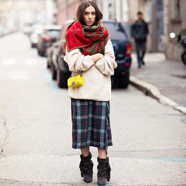 The Fall Pieces Every Girl Needs | The Zoe Report #streetstyle #style #fashion