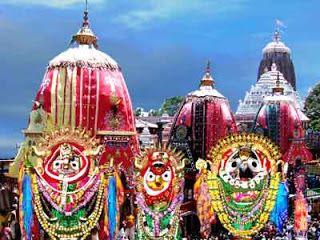 July 10 – Ratha Yatra Begins in Puri