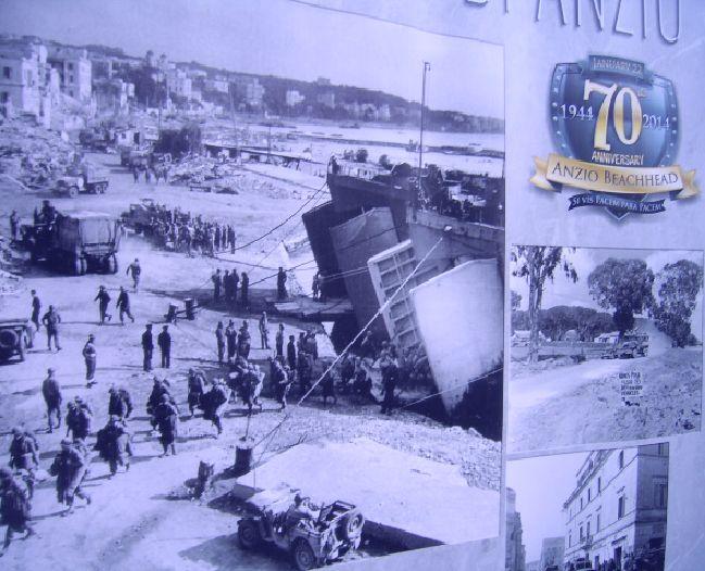 Débarquement d'Anzio 1944
