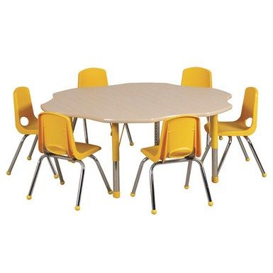 Daycare Tables, Toddler Table And Preschool Activity Tables. We Sell Great  Childcare Activity Tables At Factory Direct Prices.