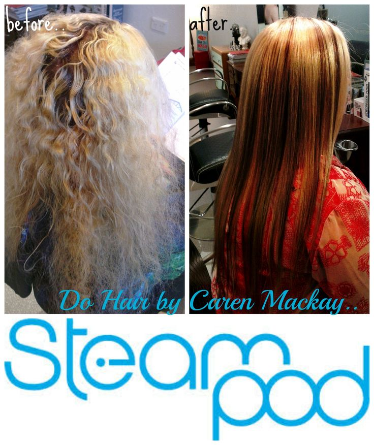 Caramel + honey lowlights with moisture treatment, finished with the Loreal steampod..