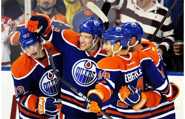 Oilers' future certainly bright
