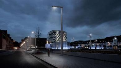 Hess GmbH Licht + Form > Products > Lighting Products > Outdoor lighting > DALVIK R LEVO Q