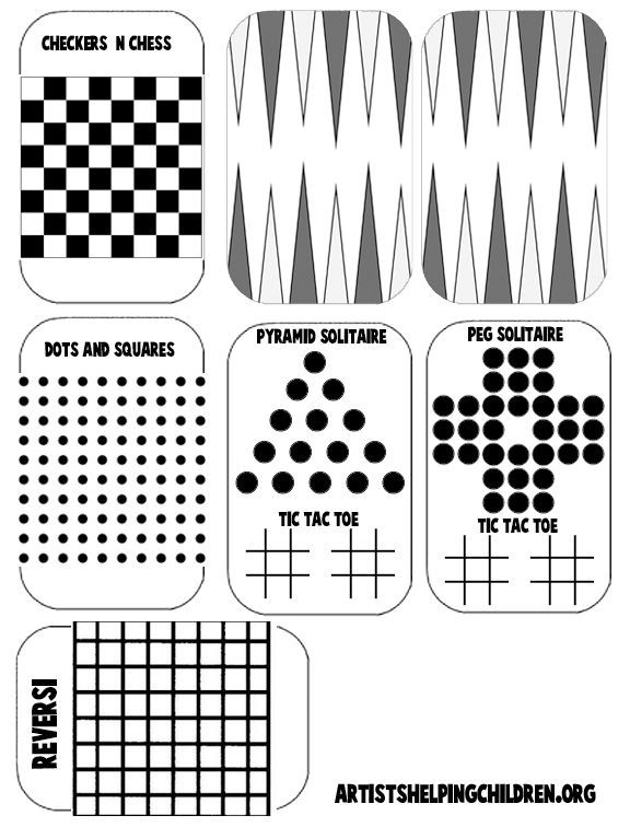 91 best Game board templates images on Pinterest