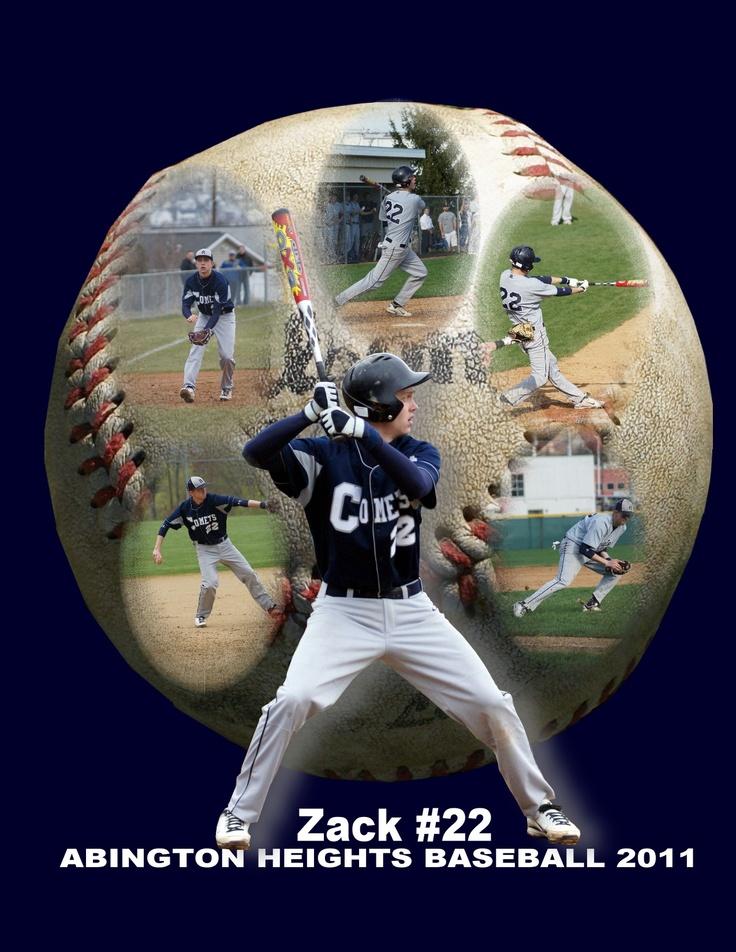 Sharpshots Baseball Collage Baseball pictures, Baseball