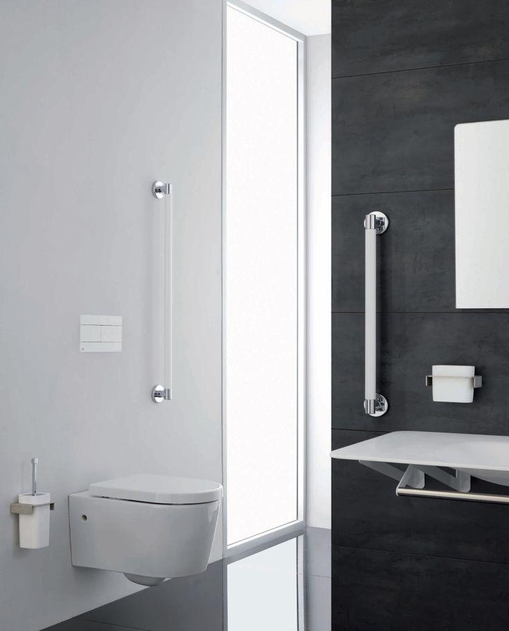 Oltre 25 fantastiche idee su bagno per disabili su - Ponte giulio bagno disabili ...