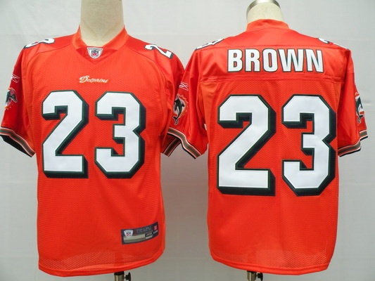 Ronnie Brown - Yet another player who is no longer on the team...