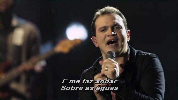 Sobre as Águas DVD Davi Sacer ALTA DEFINIÇÃO LEGENADO